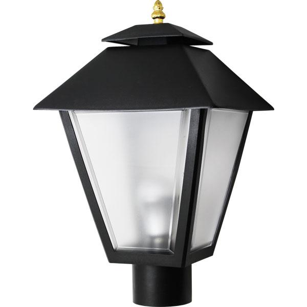 Charming Lamp Post Globes