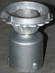 4 Inch Cast Aluminum Post Top Fitter