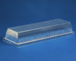 13 Inch Clear Acrylic Security Enclosure