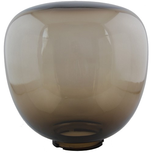 Pear - Bronze Polycarbonate Locking Flange - 15 inch diameter