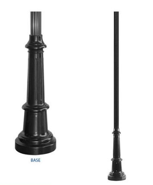 LP2- Light Pole and Base