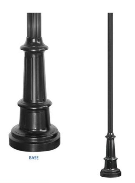 LP5- Light Pole and Base