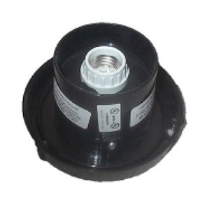 Post Top Fitter For Lamp Post Globes With 5 7 Inch Twist